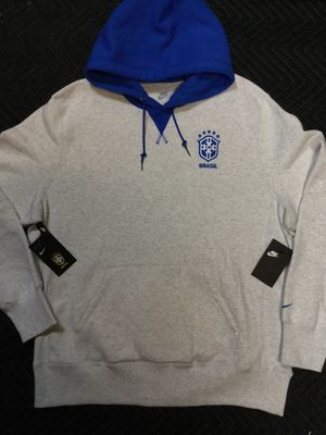 Nike Brazil soccer hoody NWT for Sale in San Jose, CA