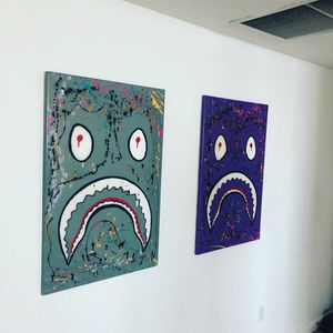 Original bape paintings of all sizes for Sale in Pinecrest, FL