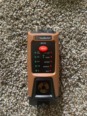 Southwire Analog Network/Coax Tester for Sale in Buena Park, CA