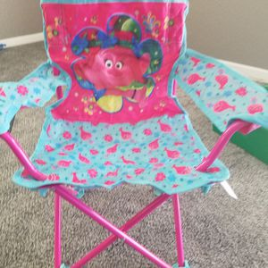 Brand new mini Troll camping chairs. for Sale in Hesperia, CA
