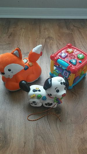 Encourge Baby to Crawl Toys & Play Cube for Sale in Tampa, FL