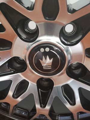 Konig rims and tires for Sale in Annandale, VA