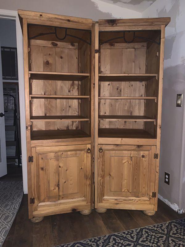 Armoire /shelving Set