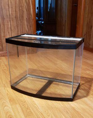 26 gallon bow-front aquarium for Sale in Depew, OK