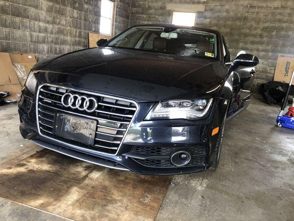Audi A7 parts