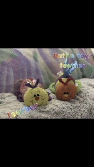 Infantino small stuffed animals for Sale in Stockton, CA