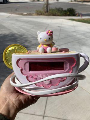 Hello Kitty Alarm Clock for Sale in Hesperia, CA