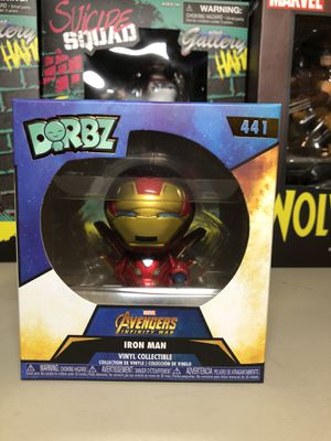 Funko Dorbz Iron Man Avengers infinity War Action Figure Collectible for Sale in Los Angeles, CA