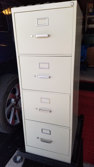 Aluminum cabinet file for Sale in SOUTH SUBURBN, IL