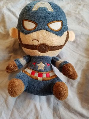 Captain America plush for Sale in Columbus, OH