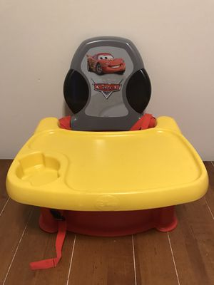 Cars Booster Seat for Sale in Mint Hill, NC
