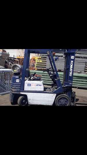 Komatzu Forklift 3500 Lbs. for Sale in Los Angeles, CA