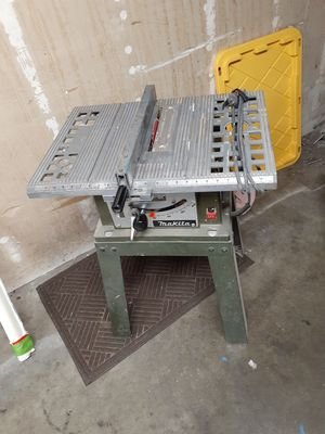 Makita table saw for Sale in Marina, CA