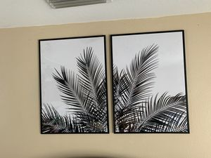 Black and White Matching Artwork for Sale in Winter Garden, FL