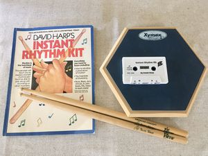 Rhythm/Drums Practice Set for Sale in Port Orchard, WA
