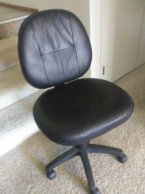 Leather Office Chair for Sale in Sacramento, CA