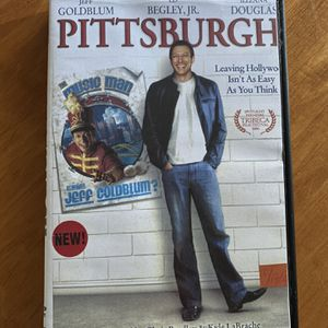 DVD Pittsburgh The Movie for Sale in Wexford, PA