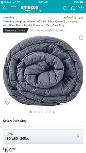 Weighted Blanket for Sale in Austin, TX