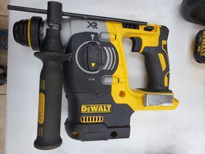 Dewalt XR 20v sds hammer drill 150$!!! Tool only for Sale in Fort Worth, TX