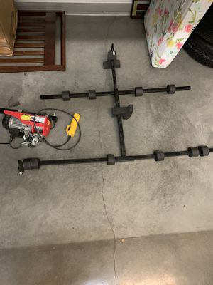 Jeep top hoist for Sale in Fontana, CA