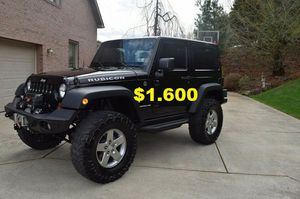 ⚡️I'm selling Urgently Good condition-2010 Jeep Wrangler $1,6OO⚡️ for Sale in Peoria, AZ