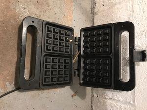 Salton brand waffle iron / maker for Sale for sale  East Hanover, NJ