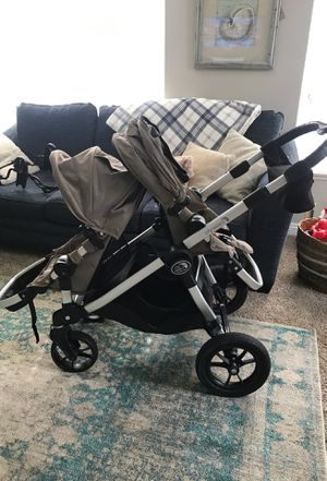 City select double or single stroller for Sale in Corona, CA