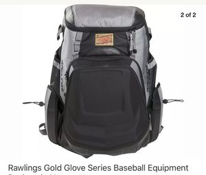Rawling gold glove baseball backpack for Sale in Los Angeles, CA