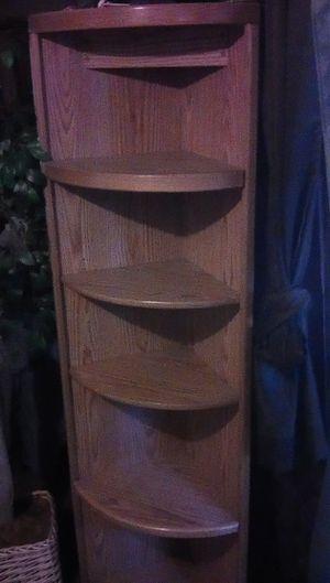 2corner shelves with built in lights for Sale in Fresno, CA