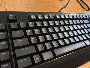 Razer BlackWidow Ultimate RZ03-0038 Mechanical Keyboard - Black : Game Keyboard for Sale in New York, NY