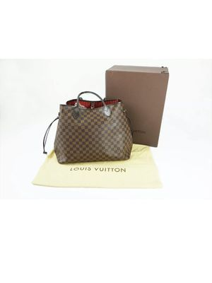 Authentic Louis Vuitton Damier GM neverfull for Sale in Alexandria, VA