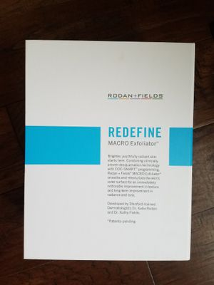 Rodan + Fields REDEFINE MACRO Exfoliator for Sale in Barrington, IL