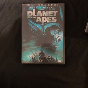 Original Planet Of The Apes DVD for Sale in Buffalo, NY