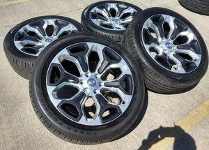 "22"" Dodge Ram Wheels Rims Rines and Tires Llantas for Sale in Huntington Beach, CA"