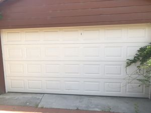 Garage door 7x15 feet for Sale in Los Angeles, CA