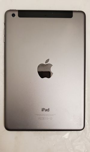 iPad Mini Wifi + Cellular UNLOCKED for Sale in Wheaton, MD