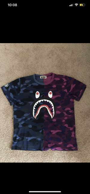 Bape Tee Size Small for Sale in Nashville, TN