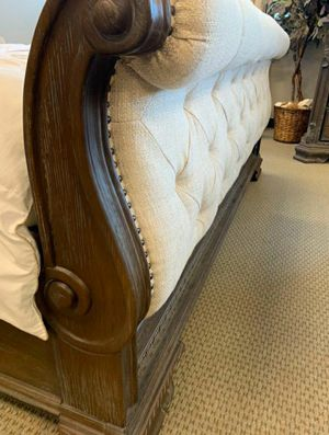 ☑ Special for Black Friday ‼ Sheffield Antique Gray Sleigh Bedroom Set 207 for Sale in Jessup, MD