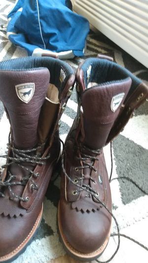 Red wing Irish setter 860 work boots only tried on once for Sale in Seattle, WA