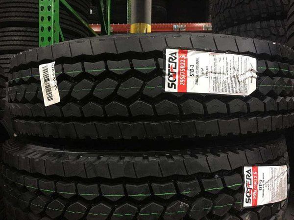 Brand New Tractor Trailer Truck Tires! $50 down no credit check