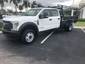 2018 Ford f450 diesel for Sale in Pompano Beach, FL