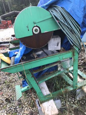 Stand up masonry saws for Sale in Hixson, TN
