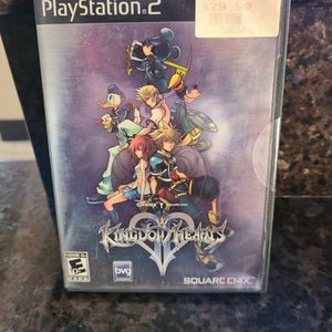 PS2 Kingdom Of Hearts 2 Unopened, Unbroken Seal OBO for Sale in Chula Vista, CA