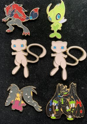 Pokemon pins for Sale in Los Angeles, CA