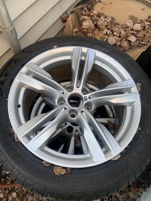 "BMW X5 19"" OEM RIMS WITH TIRES NO TPMS INCLUDED for Sale in Queens, NY"