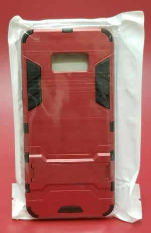 Samsung Galaxy S8 Plus Red Kickstand Case for Sale in San Diego, CA