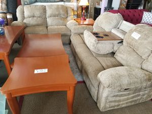 Reclining Sofa and Loveseat for Sale in Tampa, FL