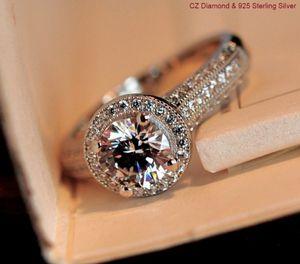 925 Sterling Silver Ring💍CZ Diamond for Sale in Elgin, SC