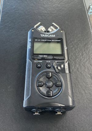 Tascam DR-40 for Sale in Torrance, CA
