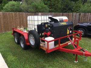 Pressure Washer Trailer Package for Sale in Pineville, LA